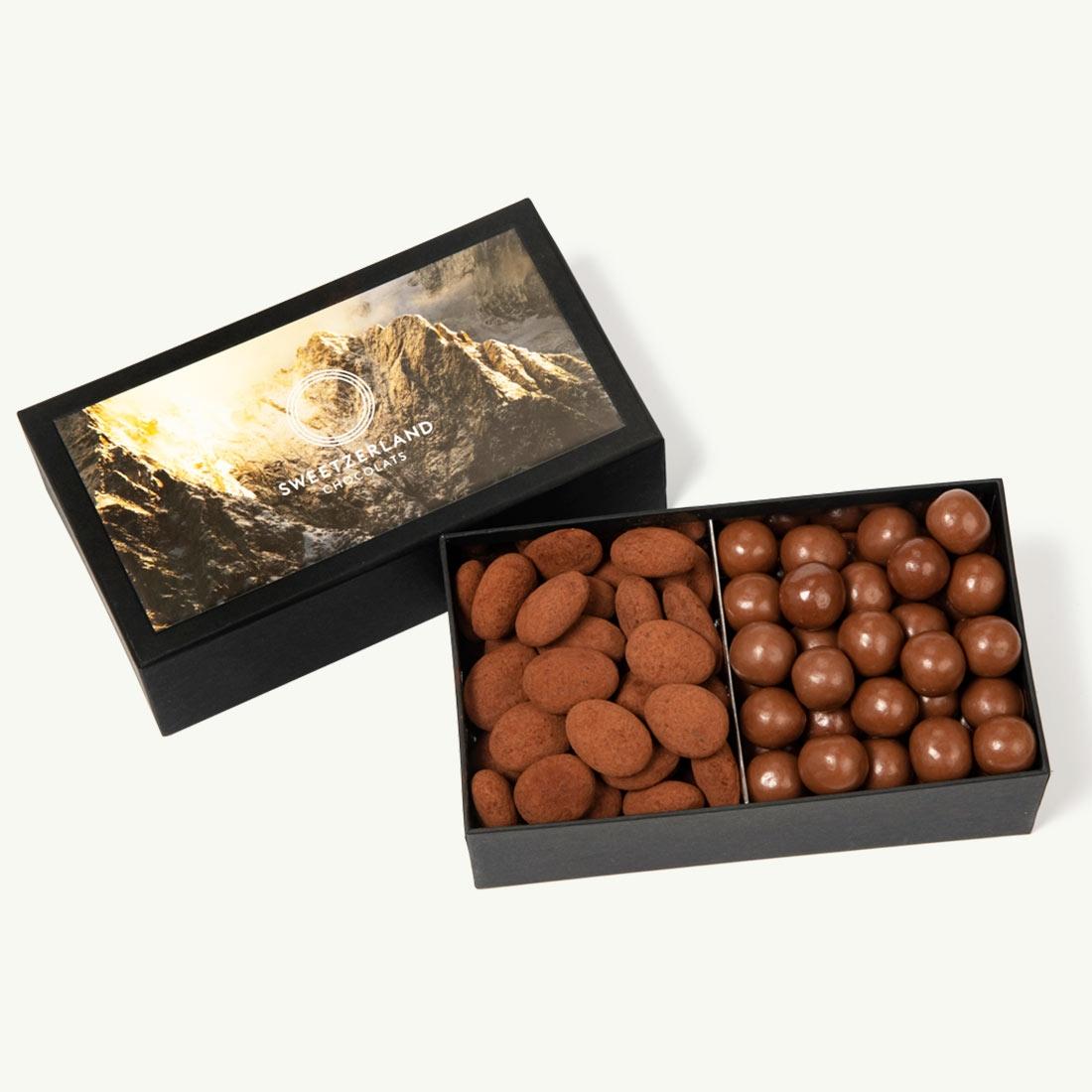 Dragées Amandes & Drops – Lait / 450 gr