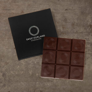 Tablette Noir 72% - Equateur